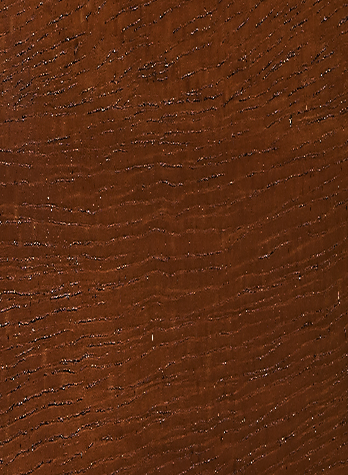 Walnut on Spotted Gum