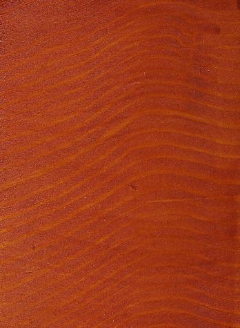 Jarrah on Western Red Cedar