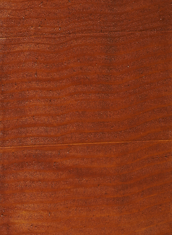 Merbau on Western Red Cedar